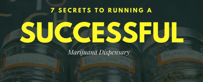 tips for running and managing a successful marijuana business