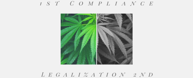 marijuana industry compliance